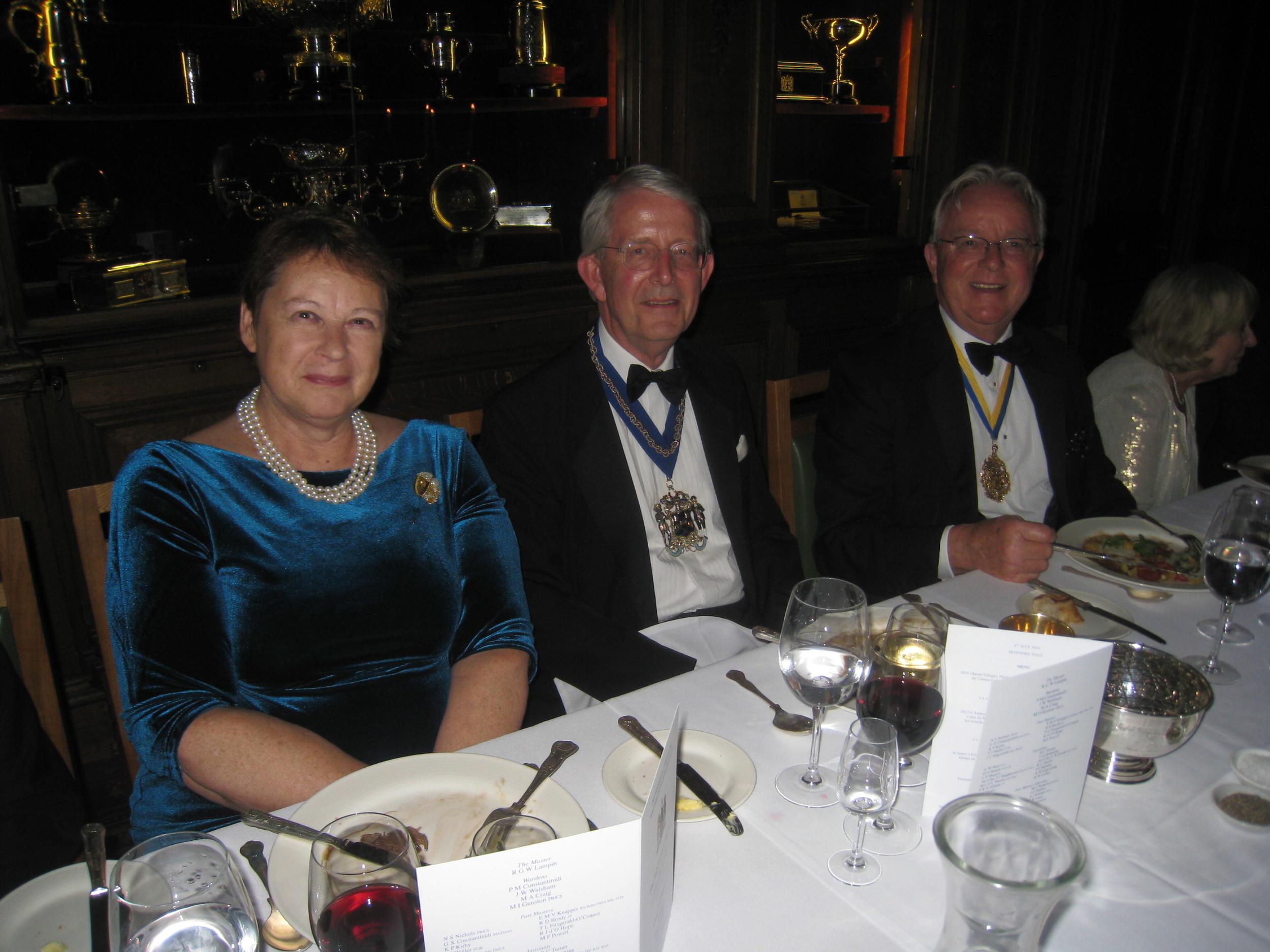 Dr Susan Kay-Williams CE RSN, Master, Michael Kimber Master Coachmaker