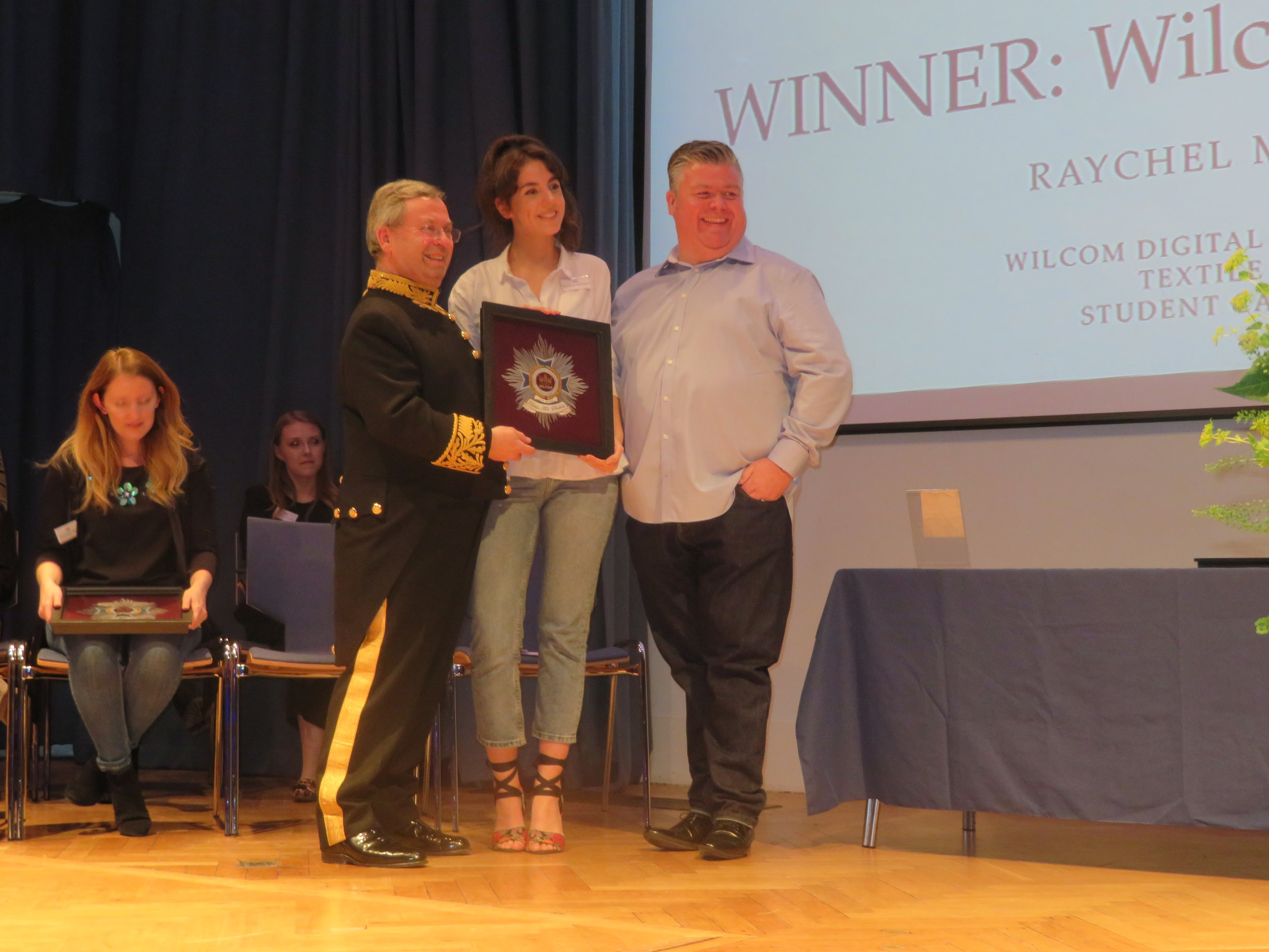 Winner Wilcom Textile - Raychel Murphy