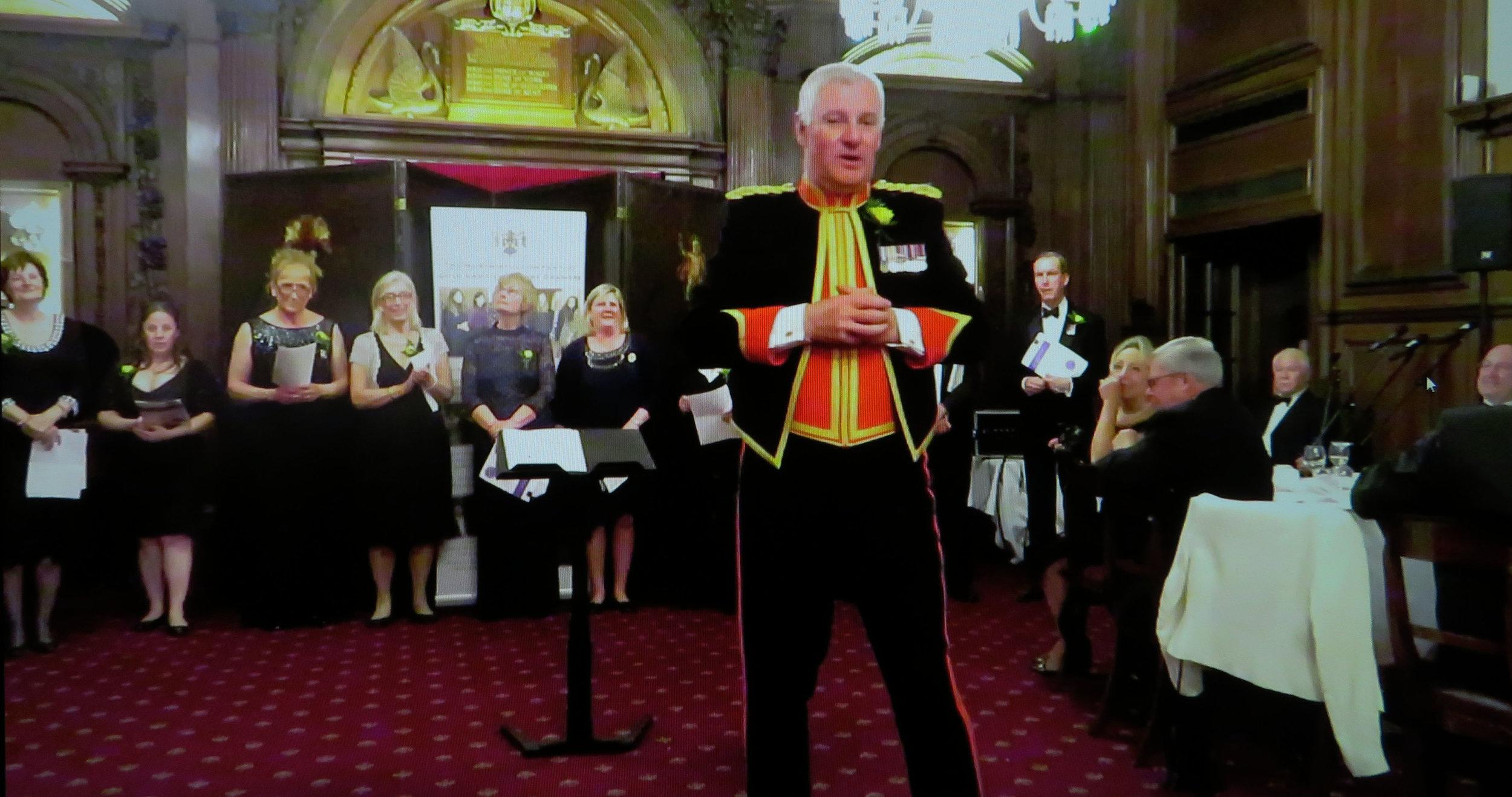 Major Craig Hallatt BA (MUs) & The Choir Drawers