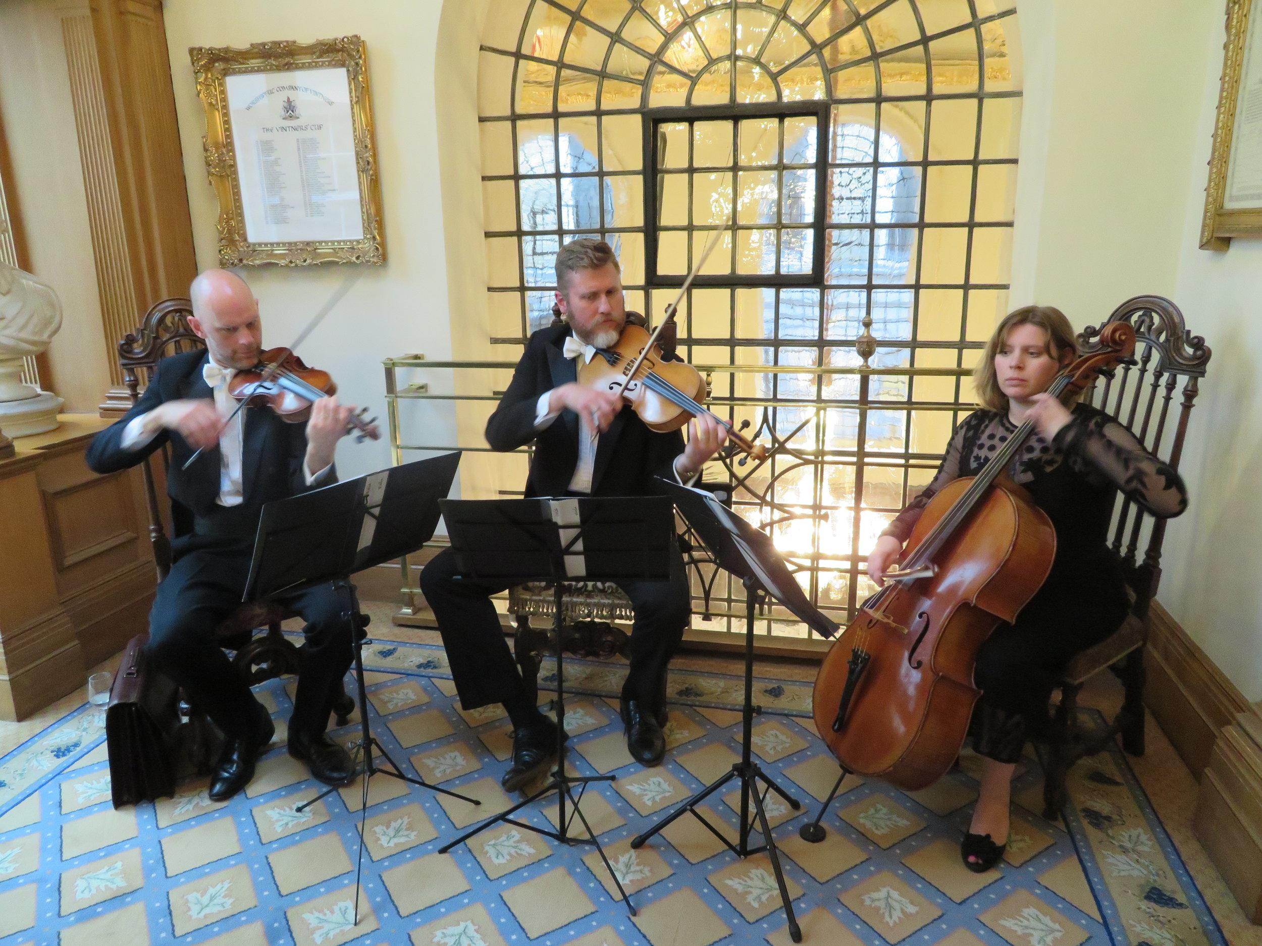 Bowfins Trio - Adrian Garratt, Brooke Day & Flora Allison