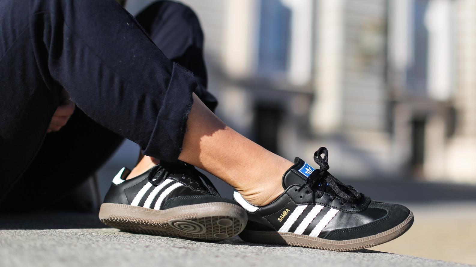 adidas samba for lifting