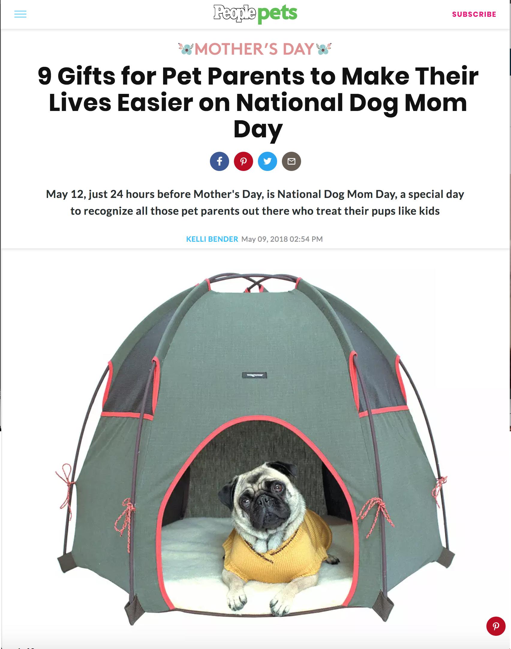 Dog Mom's Day — Casey Isaacson