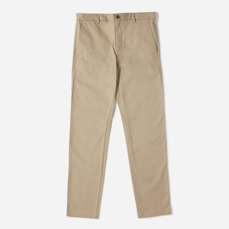 Everlane heavyweight slim cut chinos