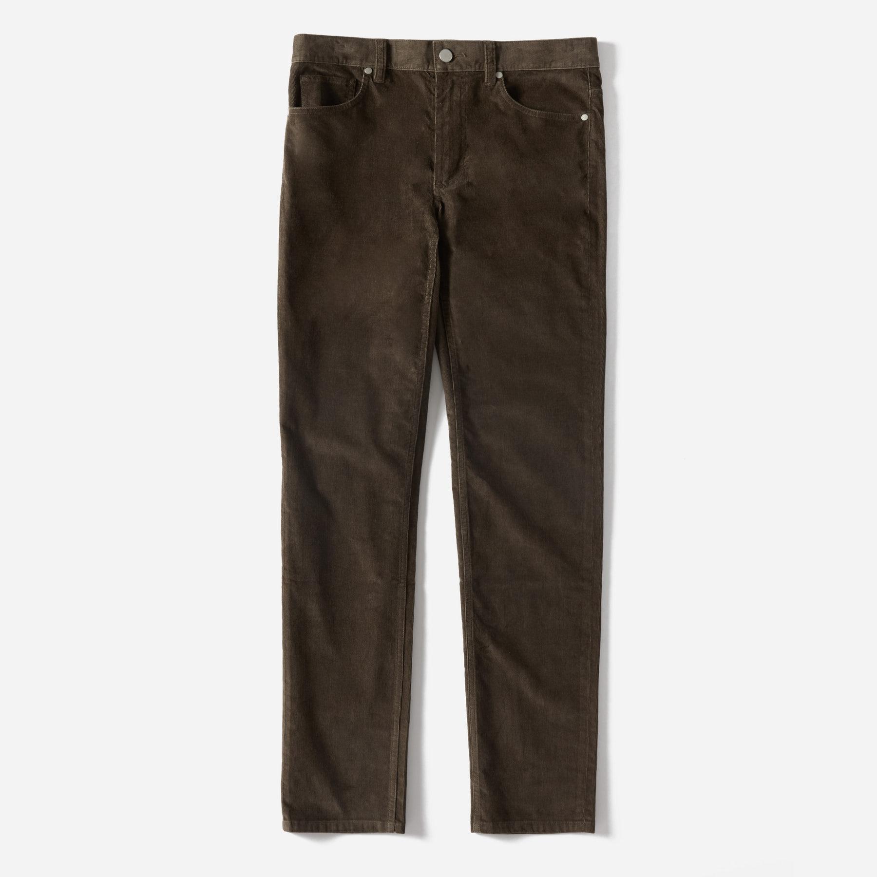 Everlane Corduroy 5-Pocket Slim Pant