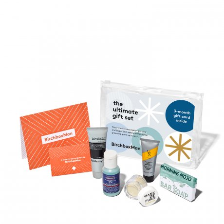 BirchboxMan Subscription - $24-$88 *