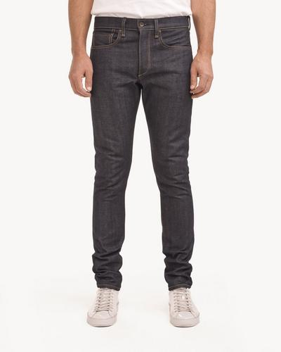 Rag and Bone Fit 1 Jeans - Rag and Bone has done a great job of creating a modern jean with the classic materials. These are one of the thinnest American jeans you can get in Raw indigo from a large fashion house right now.*