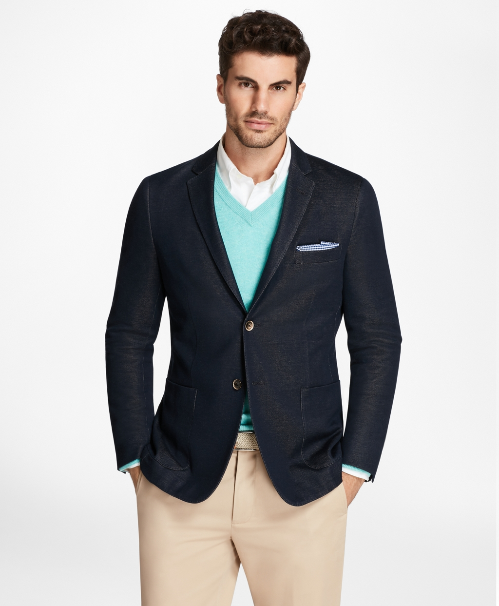 BB milano fit two button blazer.jpeg