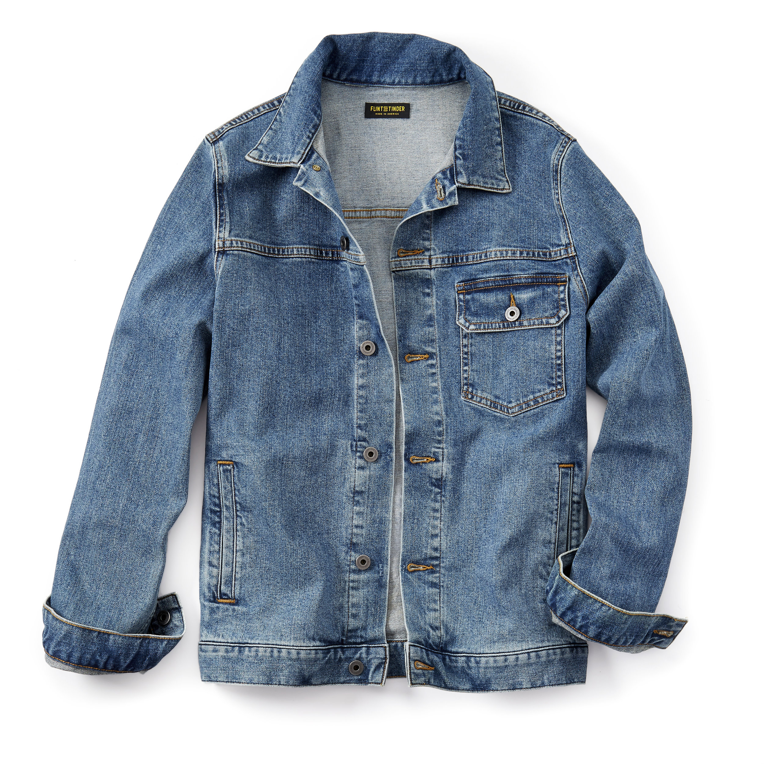 Flint and Tinder Denim Trucker jacket.jpg