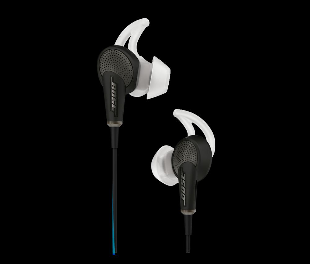 Bose QC20 Noise Cancelling Headphones -