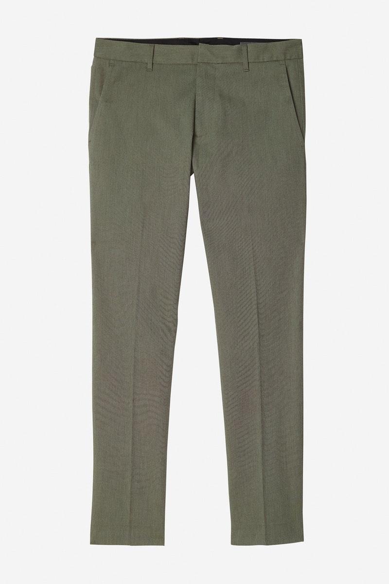 Bonobos Olive Dress Pants