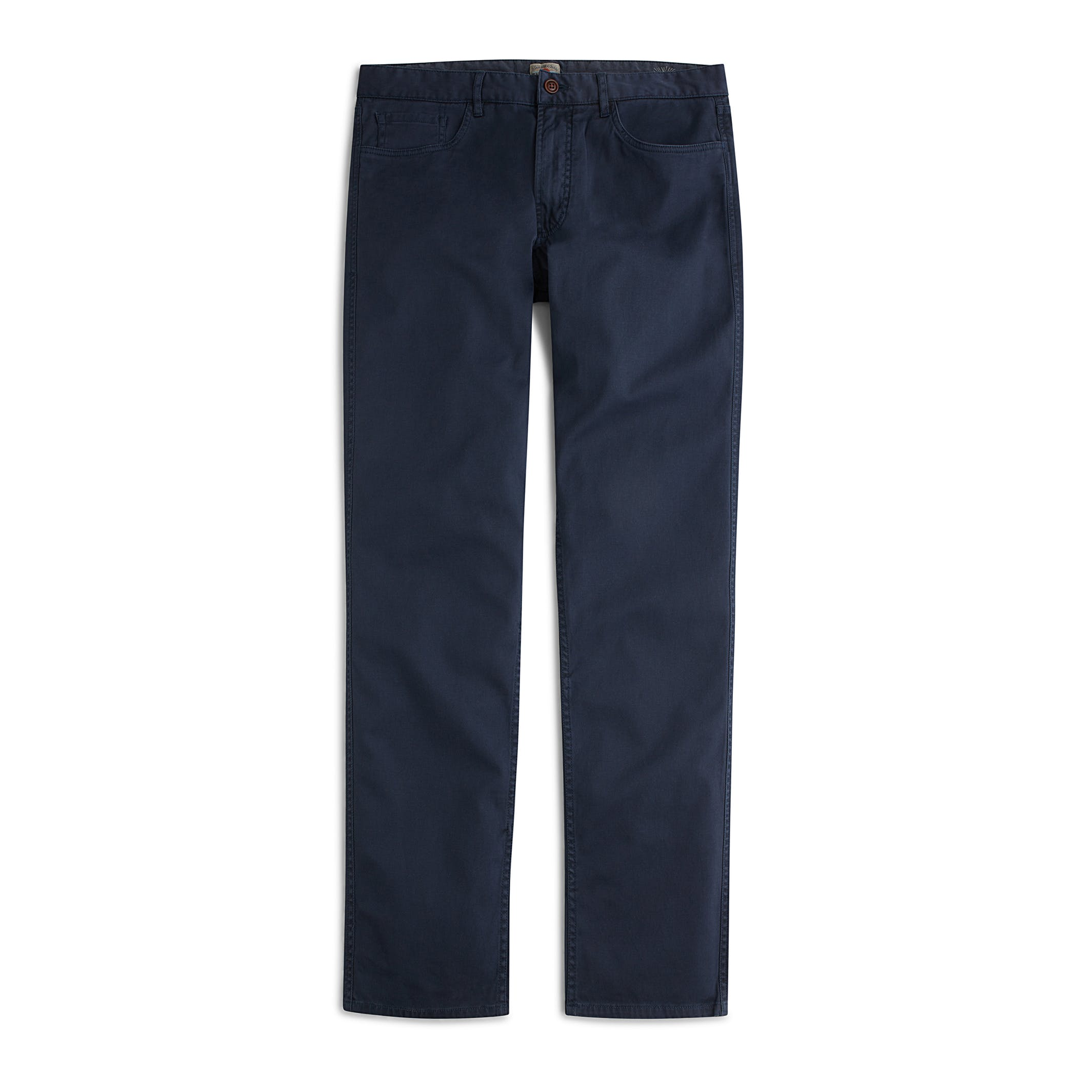 Faherty Comfort Twill 5-Pocket Chinos