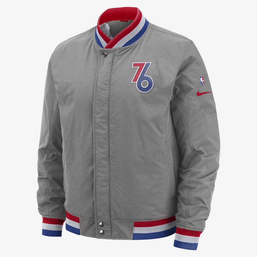 Nike Men's Court-side Bomber Jacket