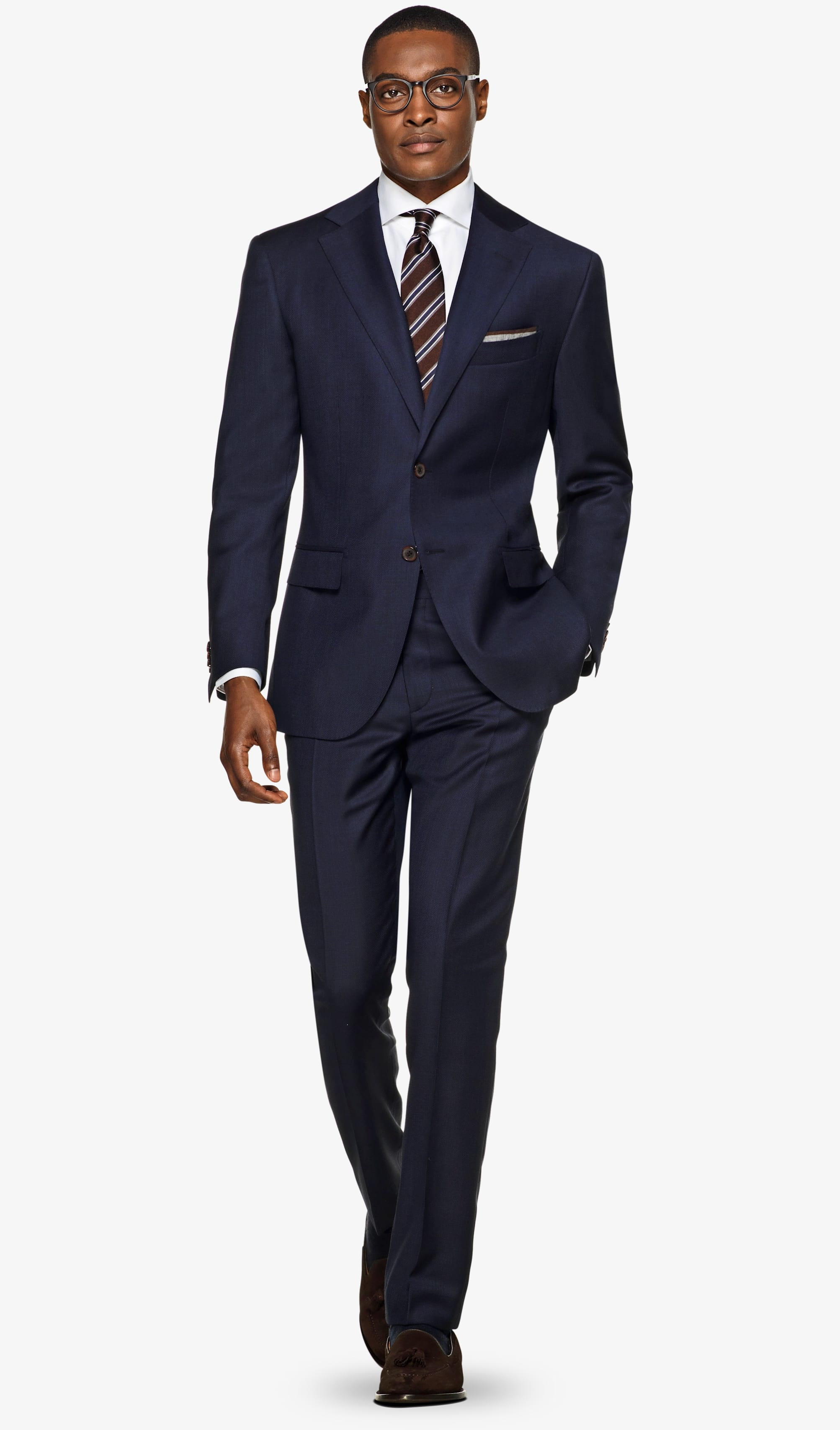 Suit Supply Napoli Suit - A classic Suit jacket with paired pants.