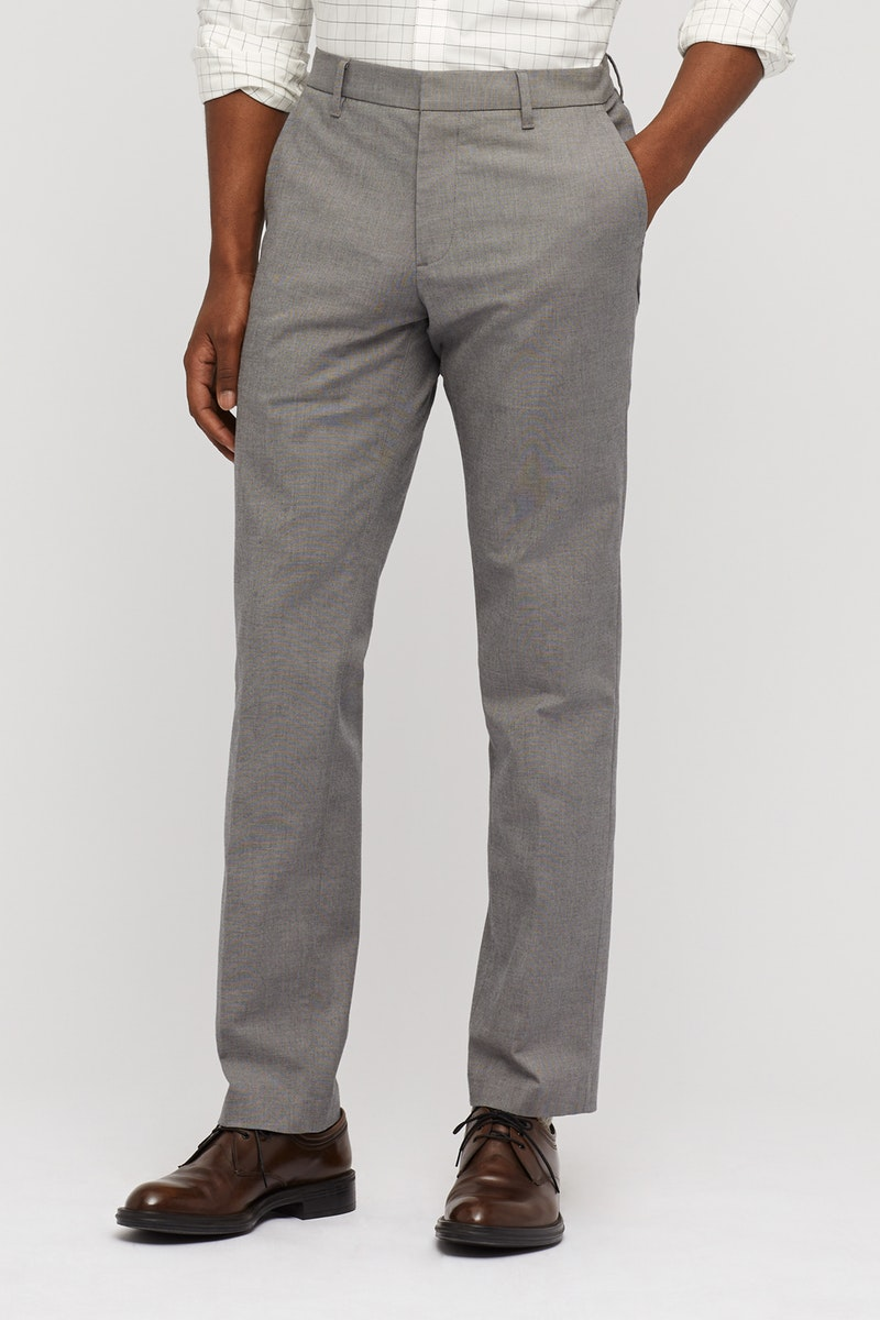 Yarn-Dyed Weekday Warriors - Bonobos' more textured cotton work pants that go with everything