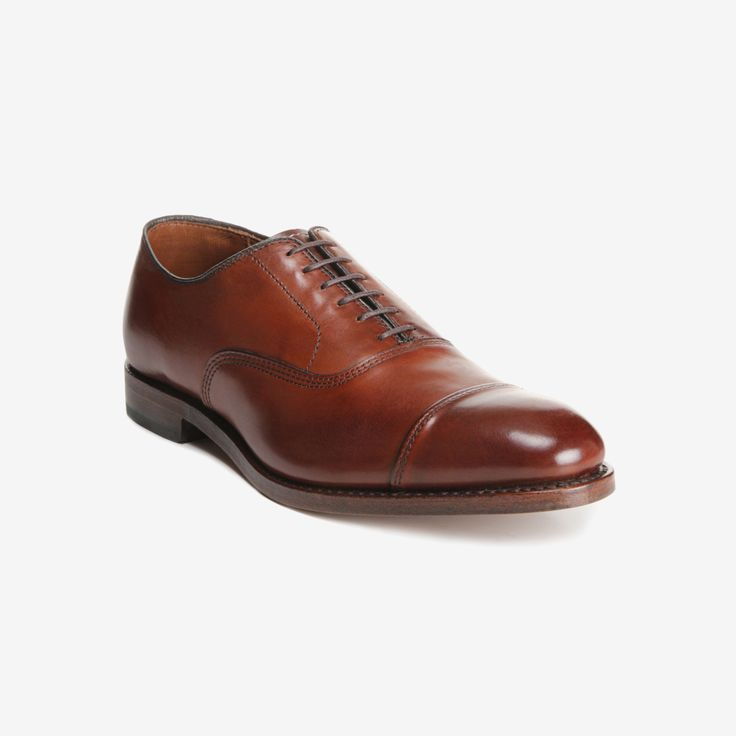 Park Ave Cap-toe Oxford - Allen Edmond is the US mainstay for office jockeys everywhere