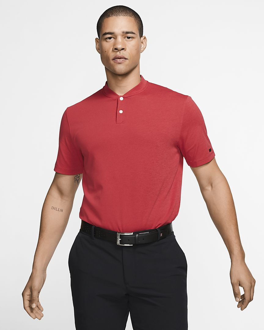 Nike AeroReact TW Vapor - Chances are your Dad got super stoked when he saw the Tiger comeback, so gift him the shirt Tiger won in, that weird almost-polo that no one is sure they like, but definitely want.