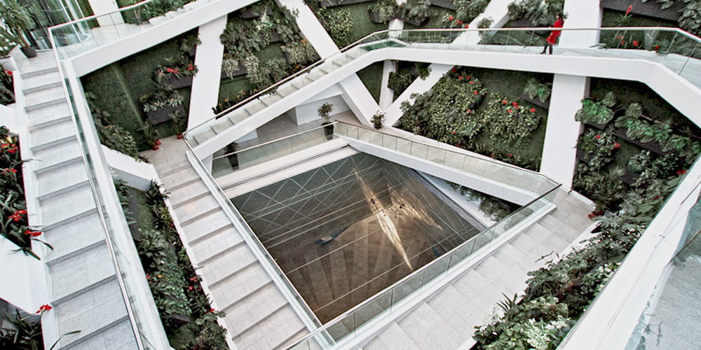 Palace of Peace - Foster + Partners