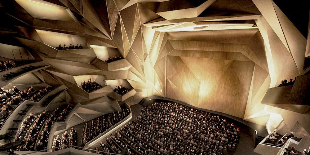 Royal Theatre of Rabat - ZHA