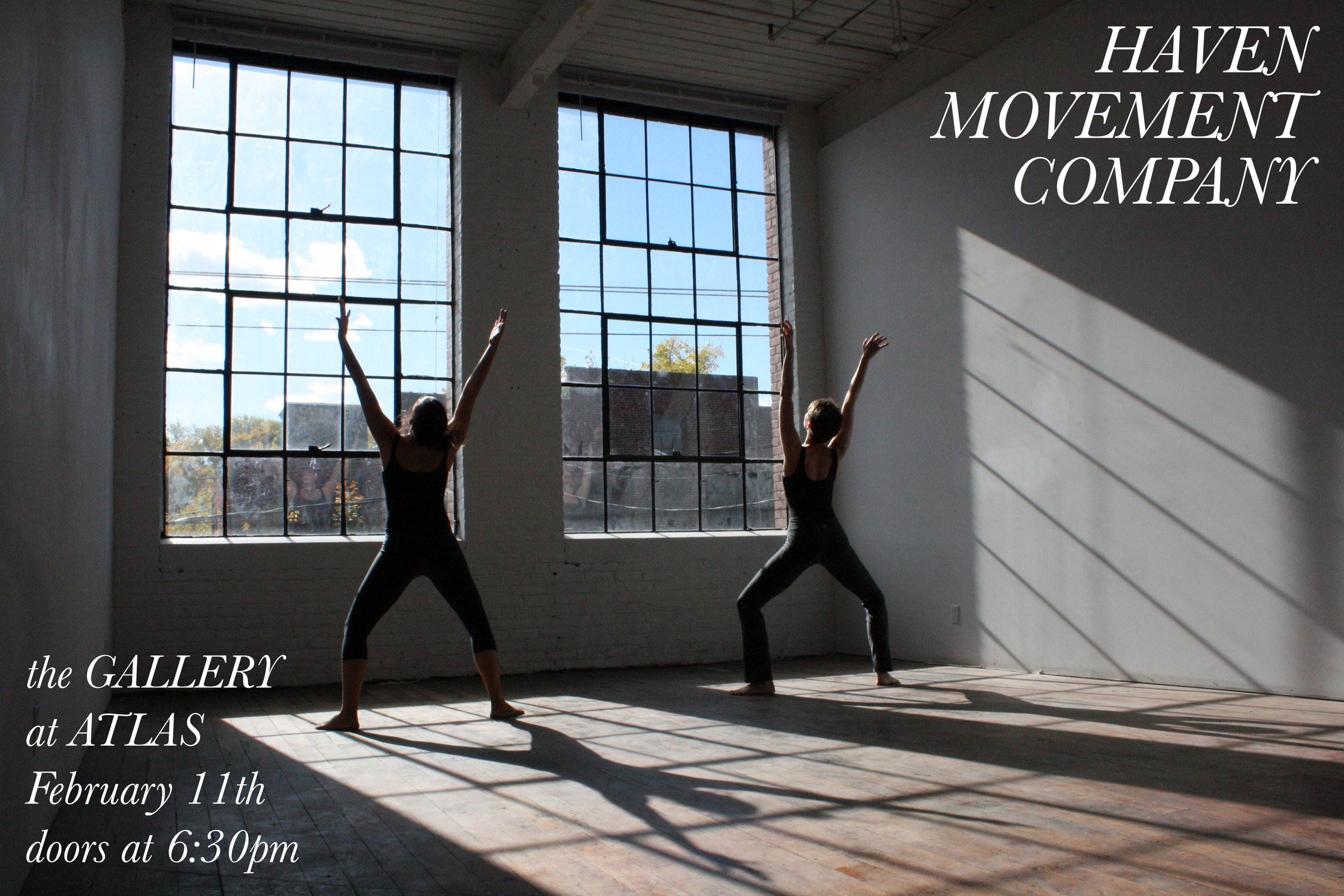 introducing haven movement company modern dance atlas studios newburgh