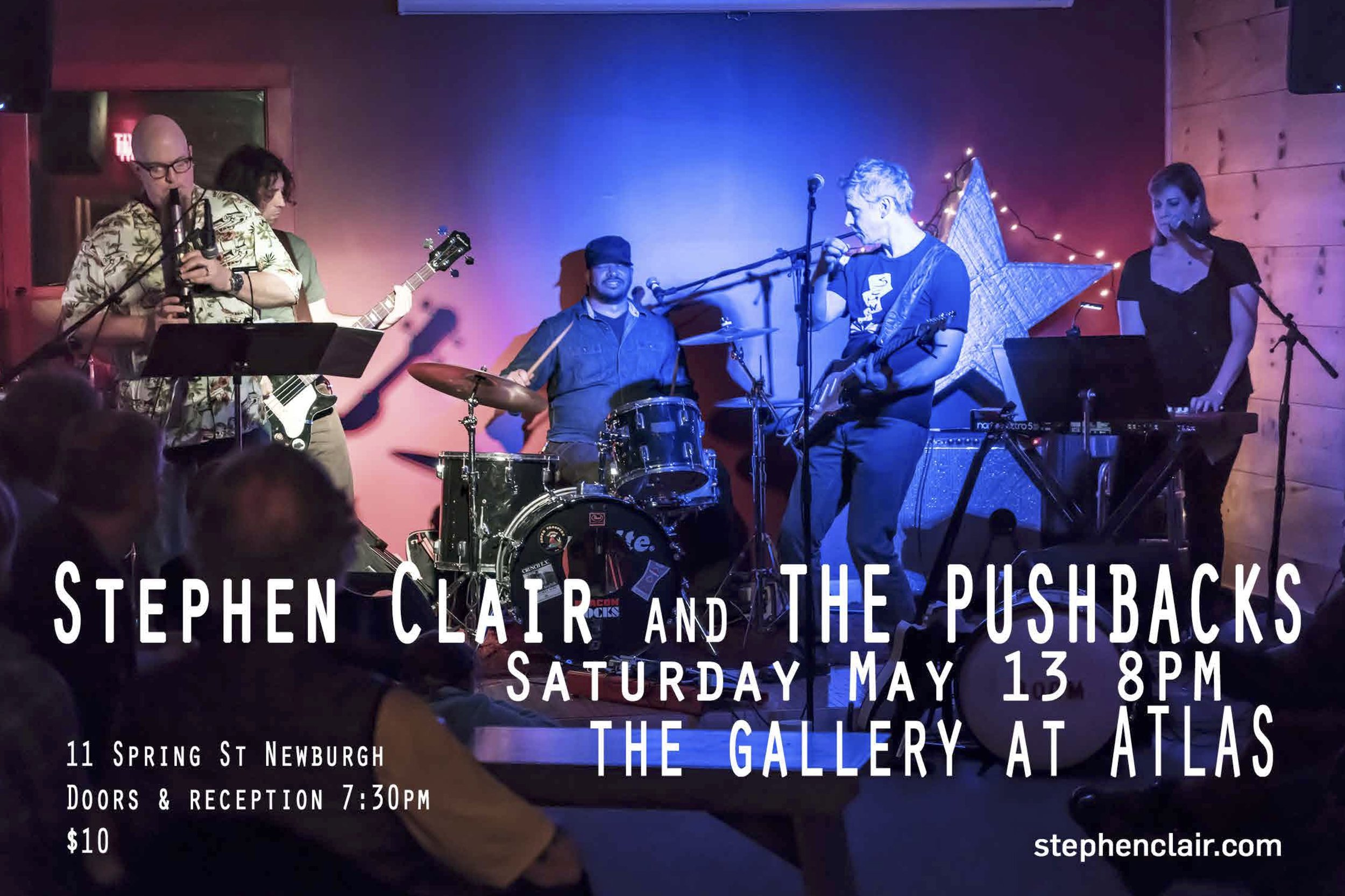 stephen clair and the pushbacks at atlas