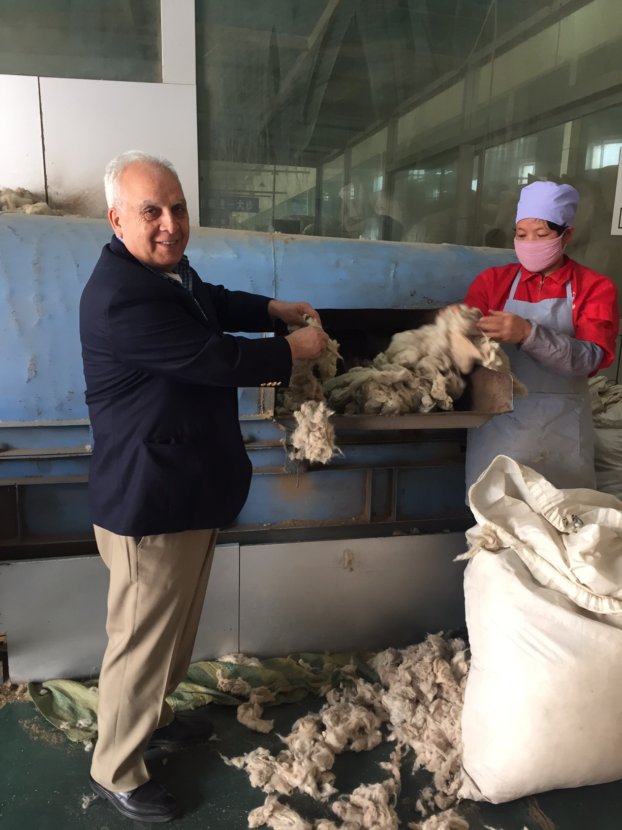 photo: american wool and cashmere