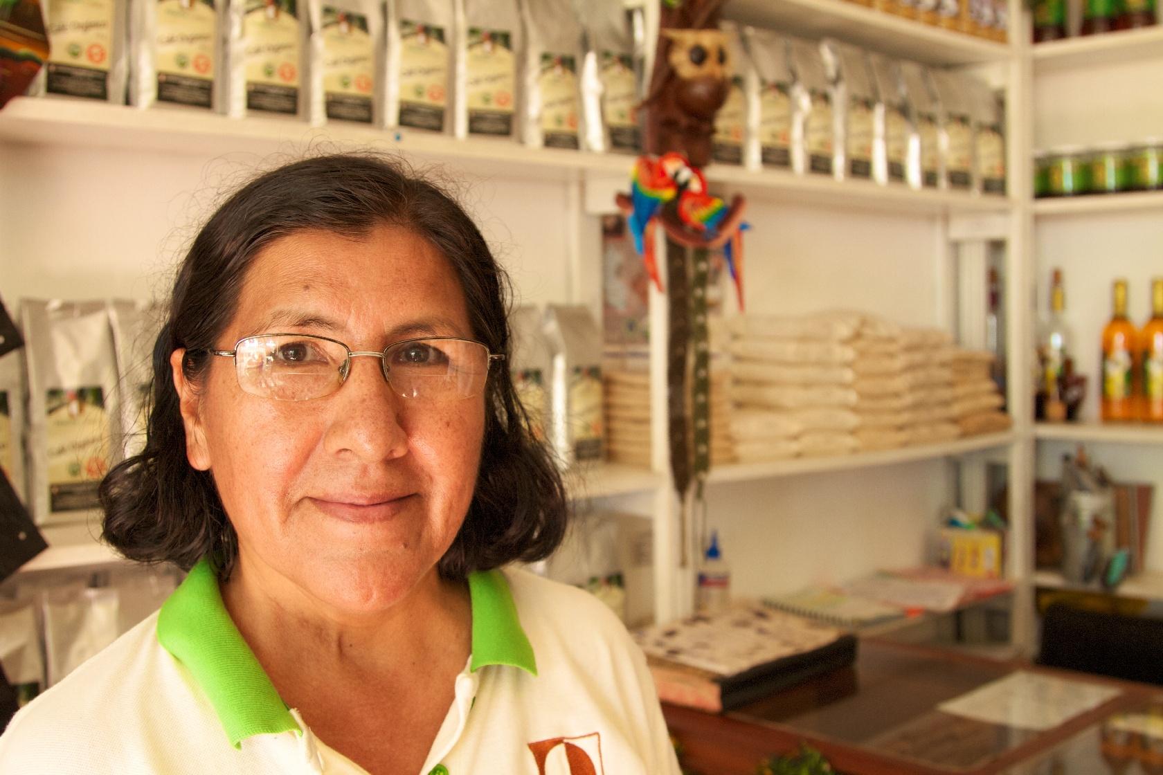 Esperanza Dionisio Castillo (Photo: Root Capital)