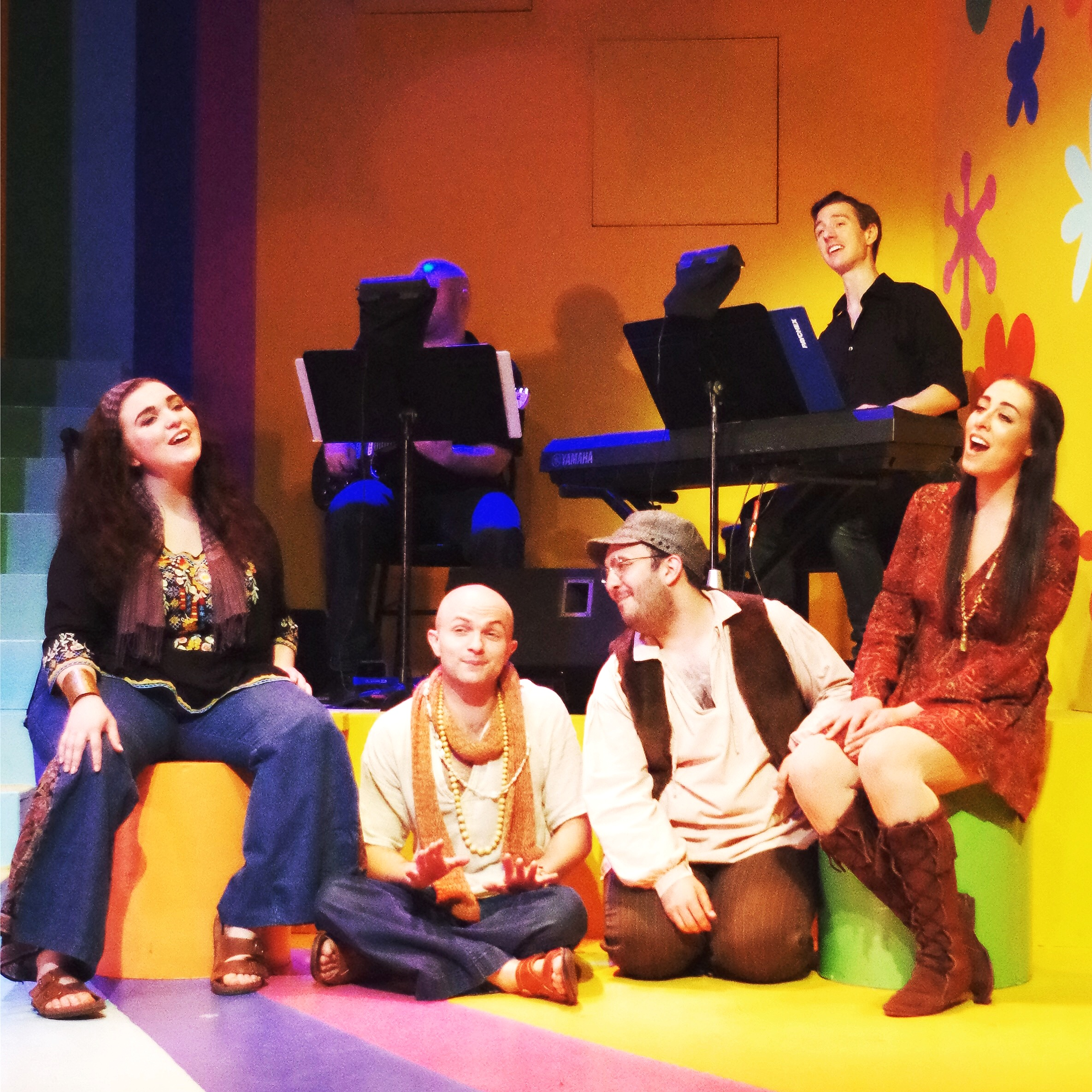 So Happy Together: The Music of the Swingin' 60s  at Bristol Valley Theater (Rich Miller)