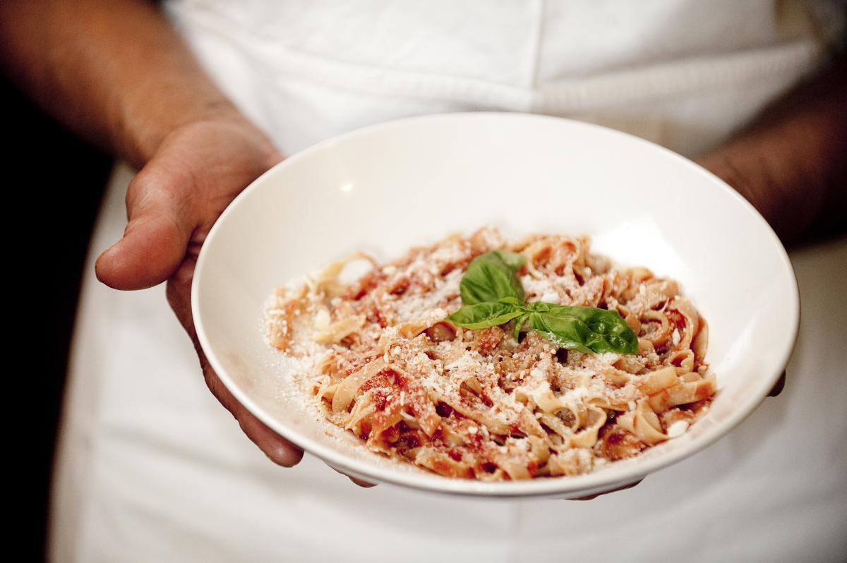Hand made pasta, Italy