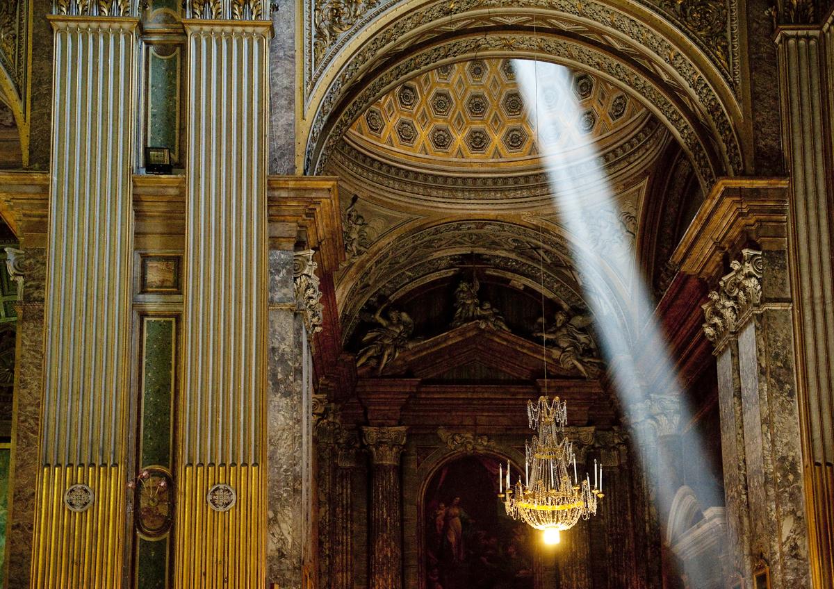 Basilica Santi Apostoli, Piazza Santi Apostoli, Rome, Italy