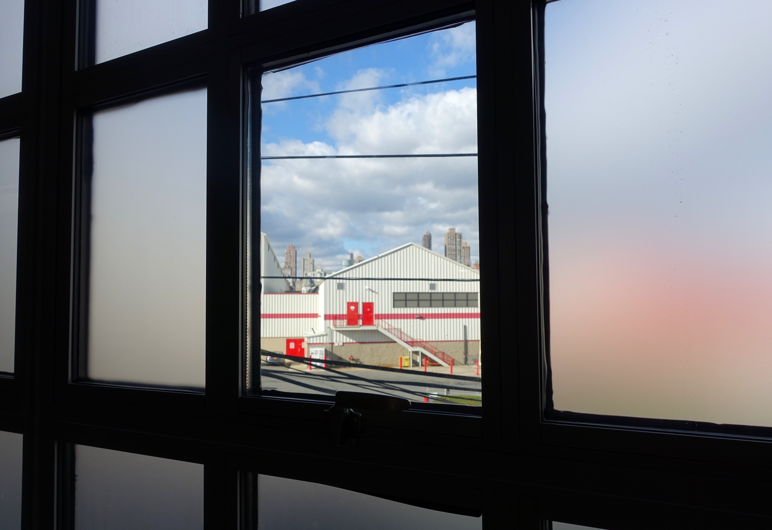 Daytripper365--Looking out at the Noguchi Museum.JPG