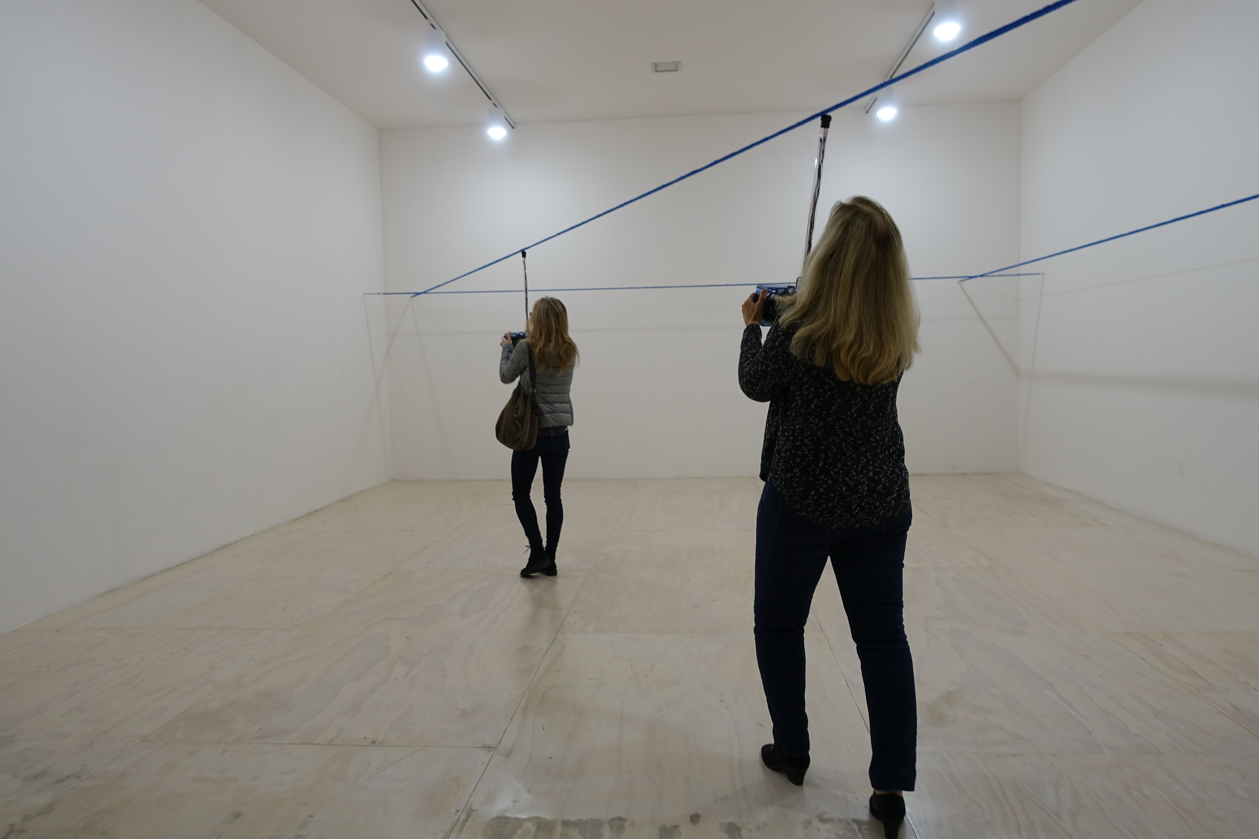 Daytripper365--Interacting with the art at MoMA PS1.JPG