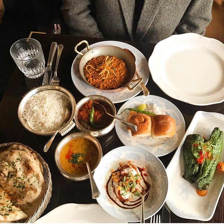 I want to have Indian food while I'm in town? -