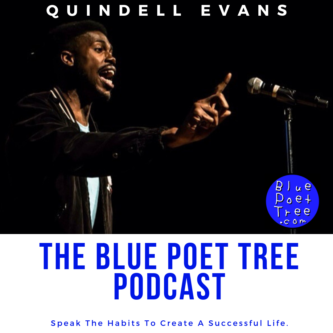 The Blue Poet Tree  podcast
