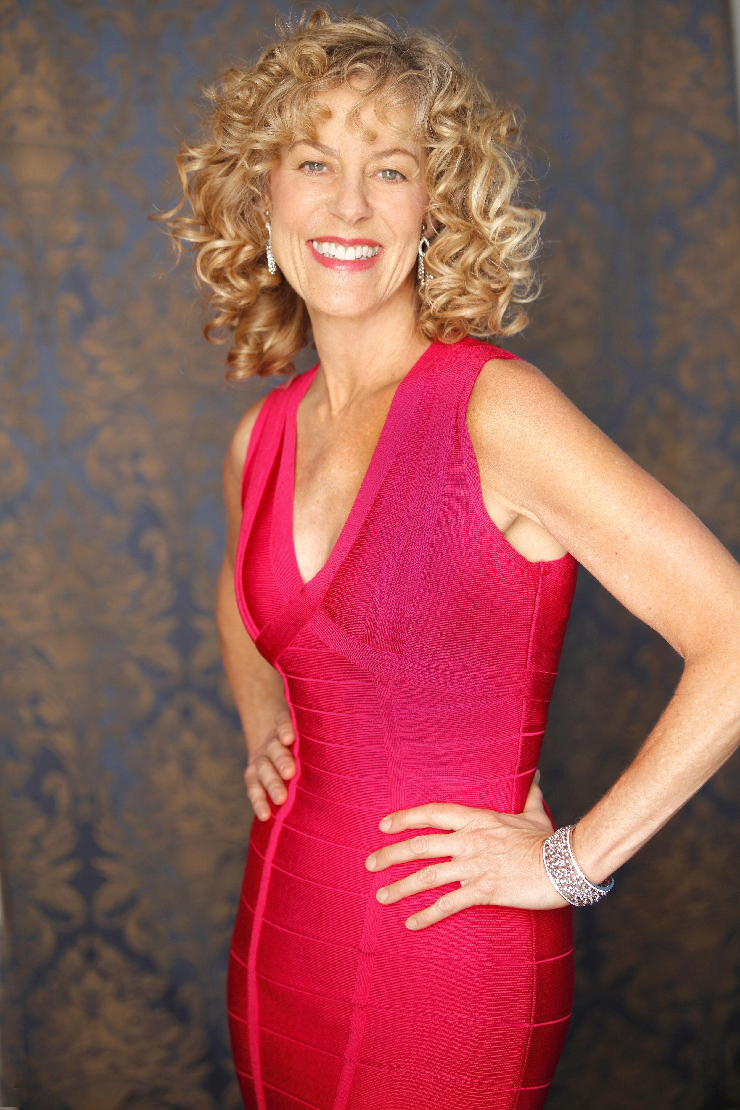Judy Carmichael Pink dress.jpg