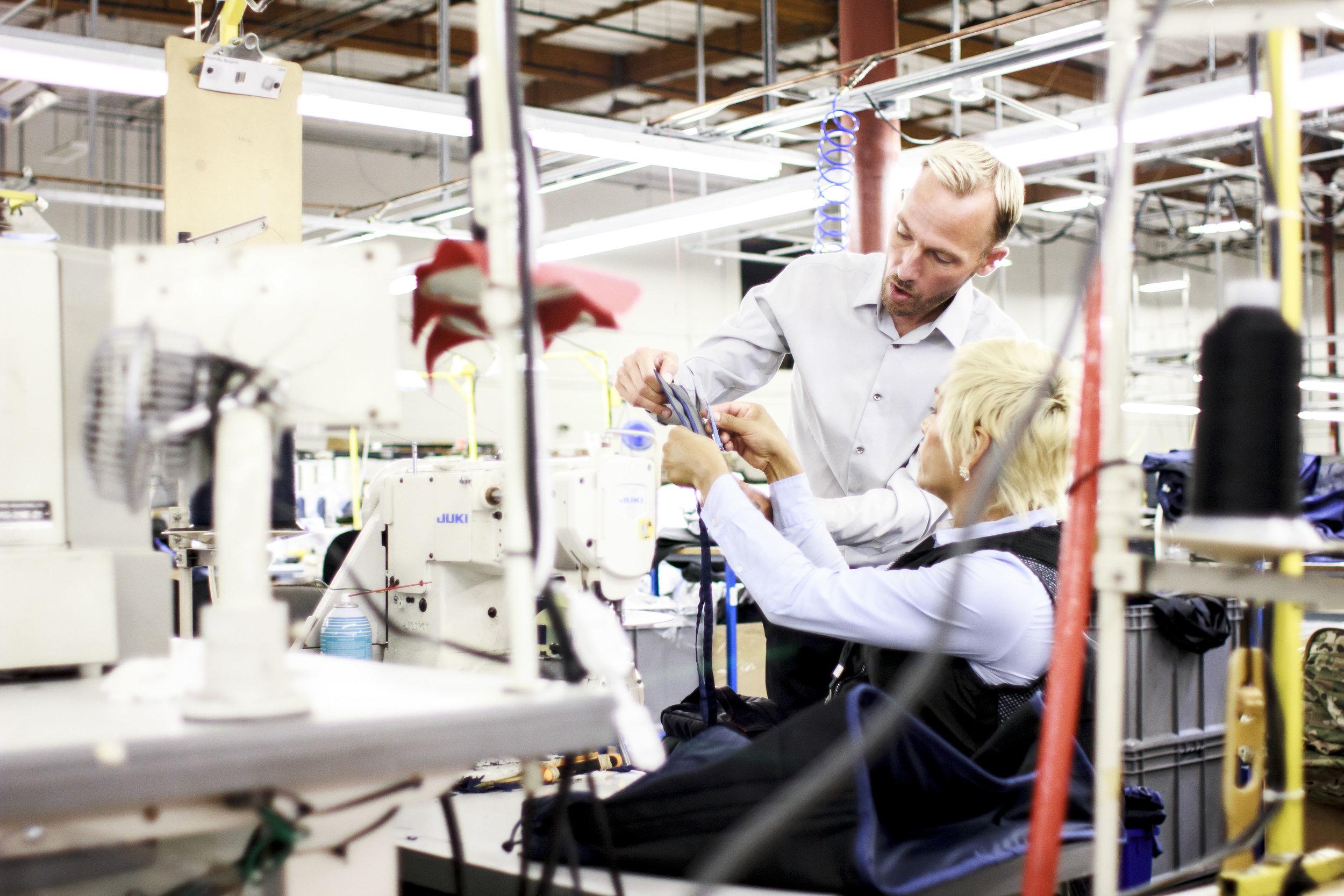Quality Assurance Equipment Check