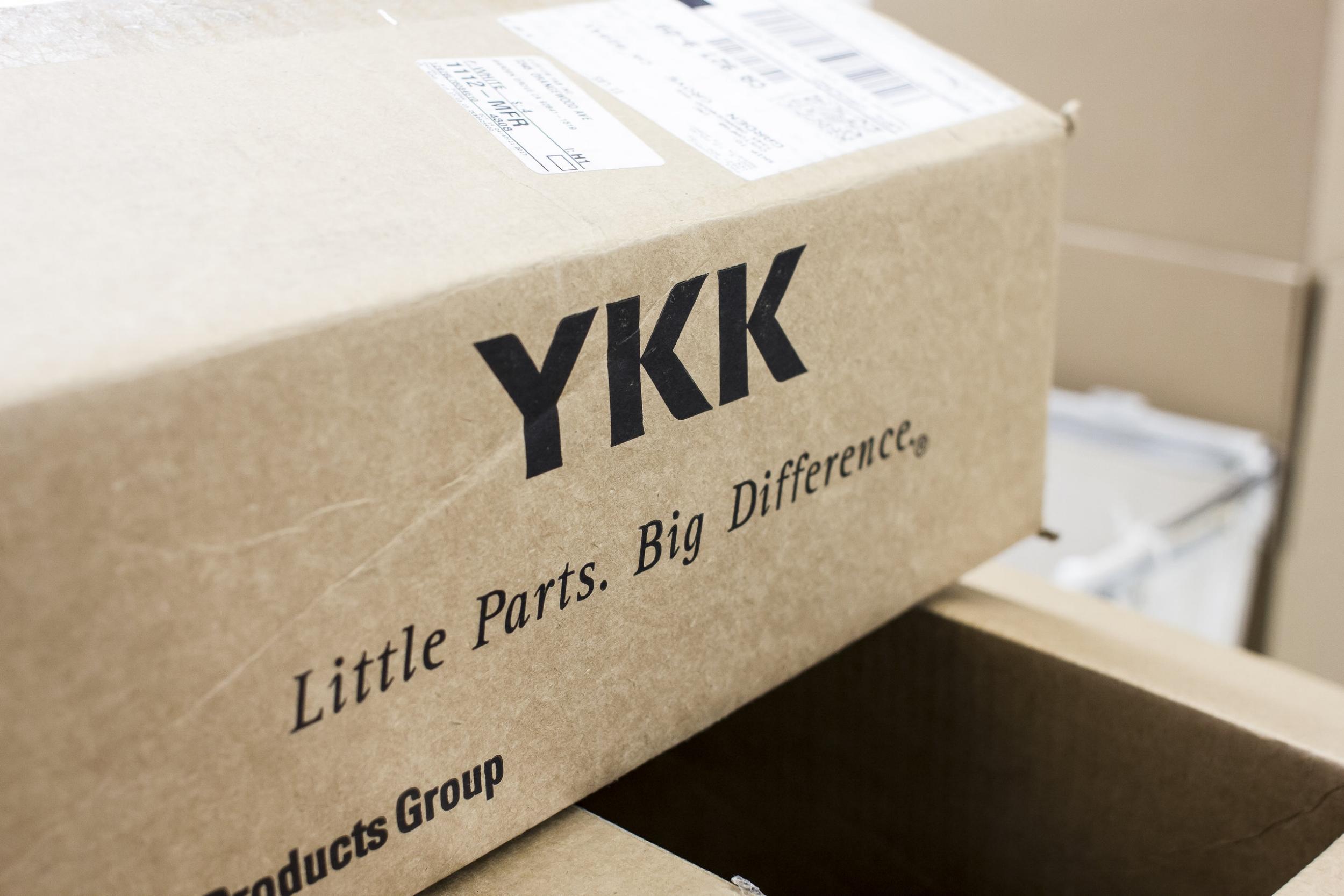 YKK Boxes