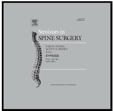 Defining, Measuring, and Improving Value in Spine Care