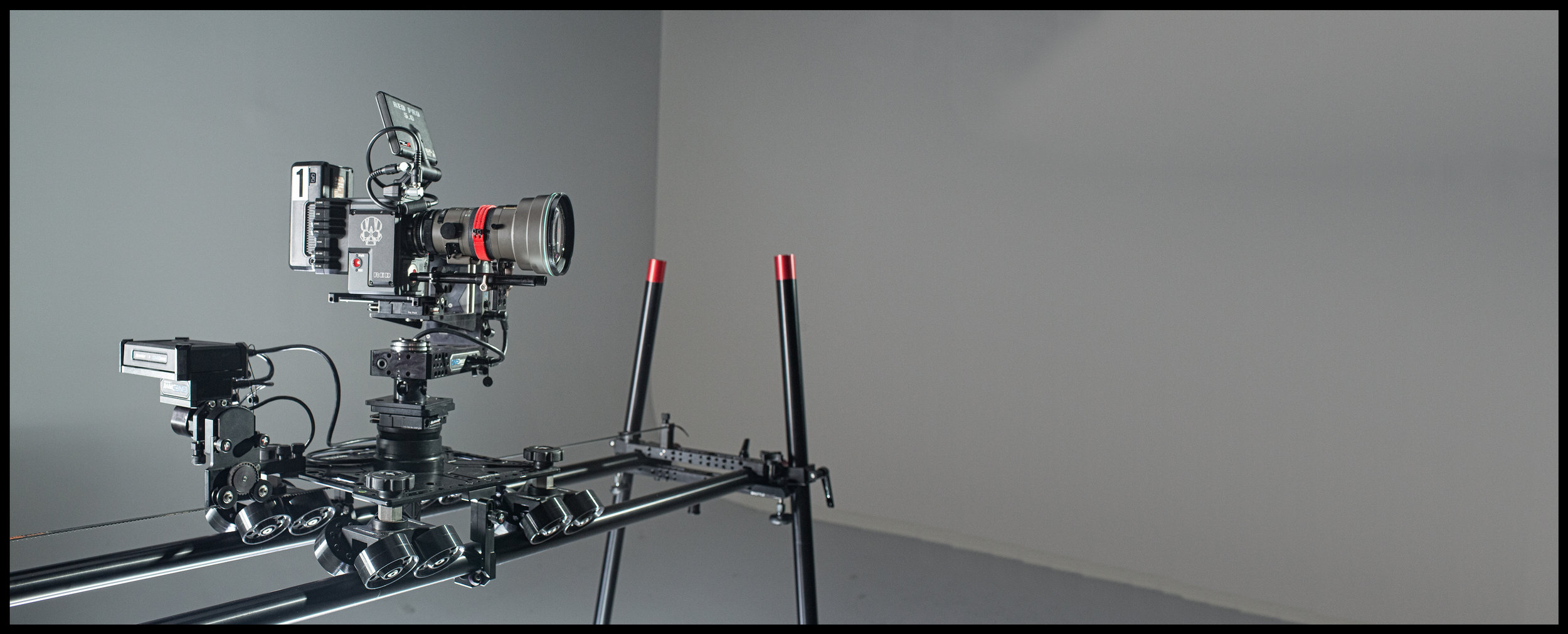CINEDRIVE + SHUTTLE DOLLY