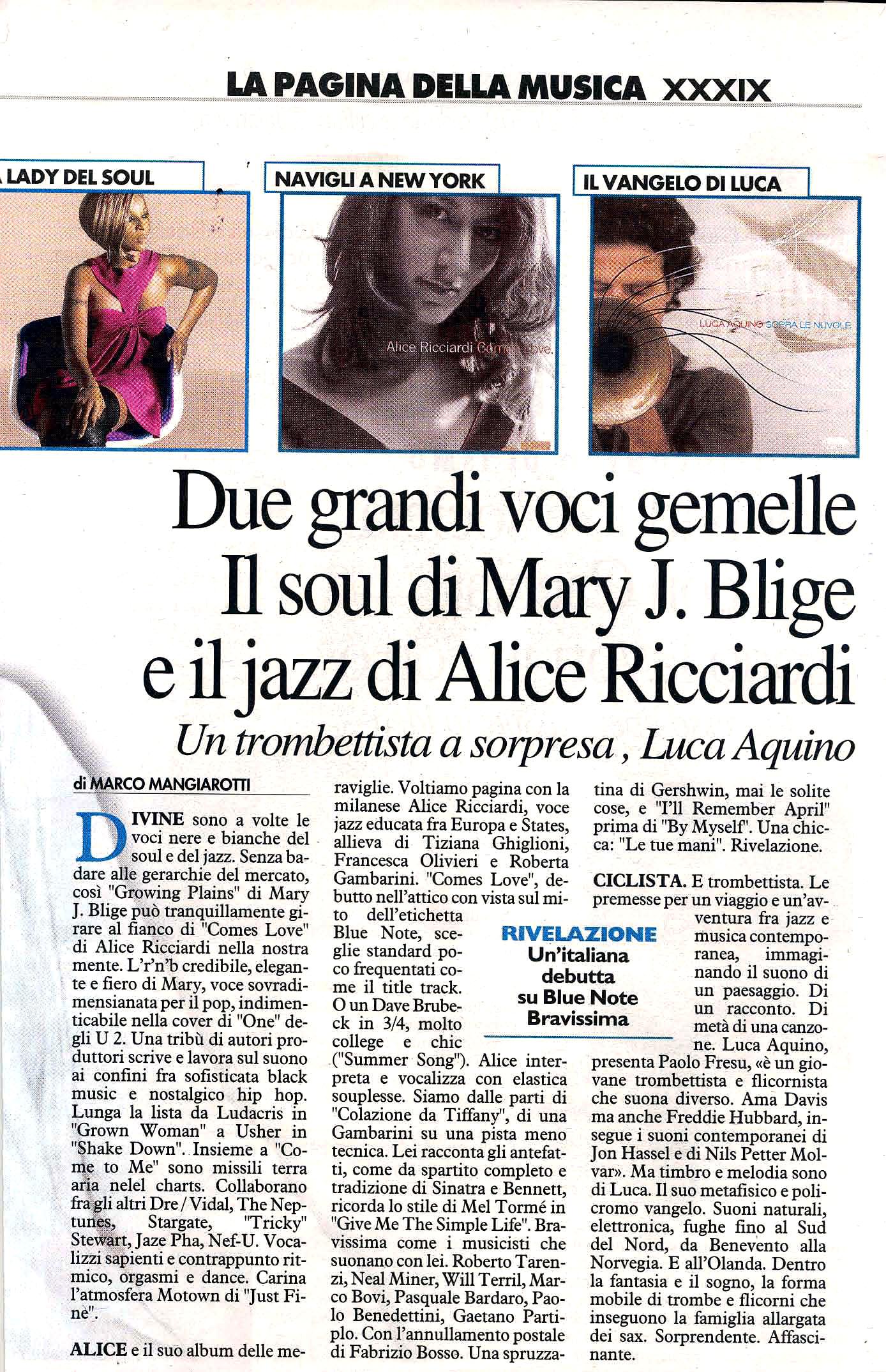 Il Giornale by M. Mangiarotti