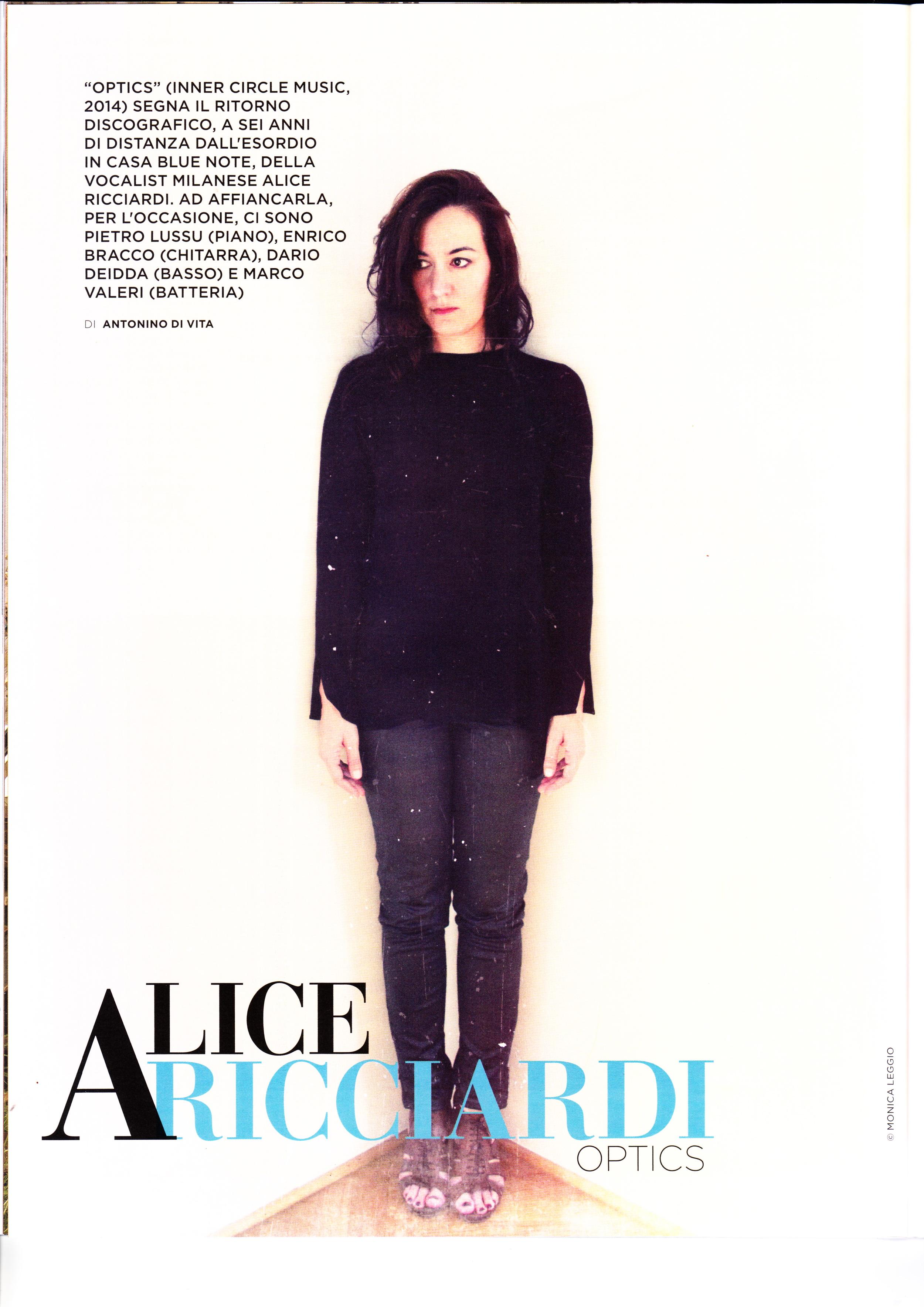 Interview on JAZZIT Magazine