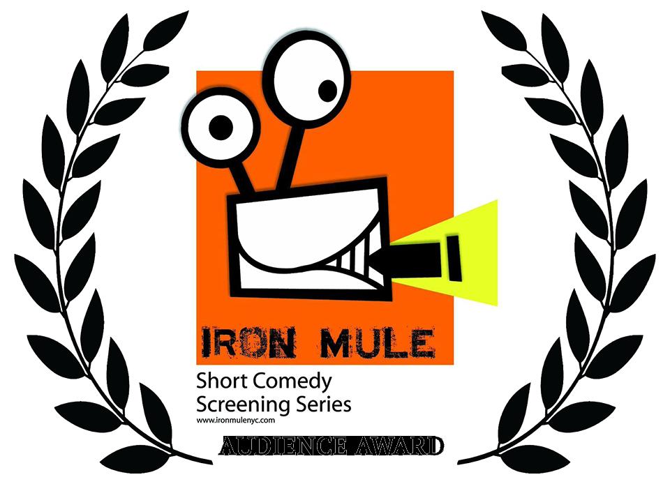Iron Mule Audience Award Laurel.png