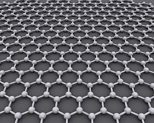 """Graphene is simply a single sheet of graphite, a form of carbon that is the source of pencil """"lead"""" - one of the most common materials on this planet."""