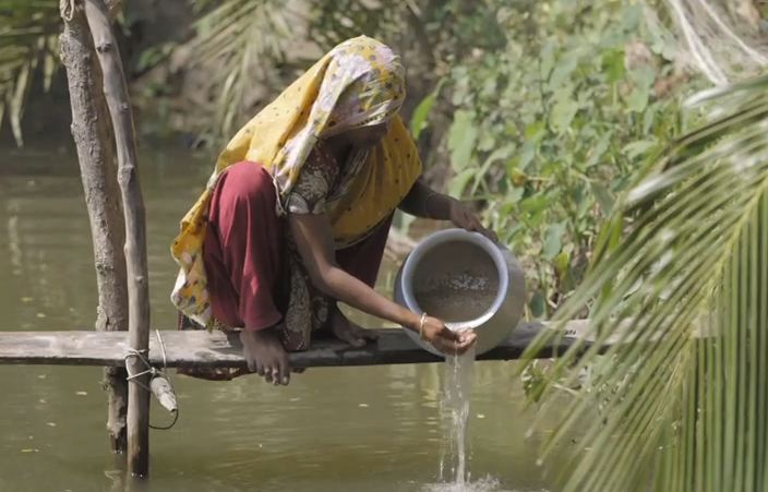 Climate Heroes of Bangladesh manage their water future