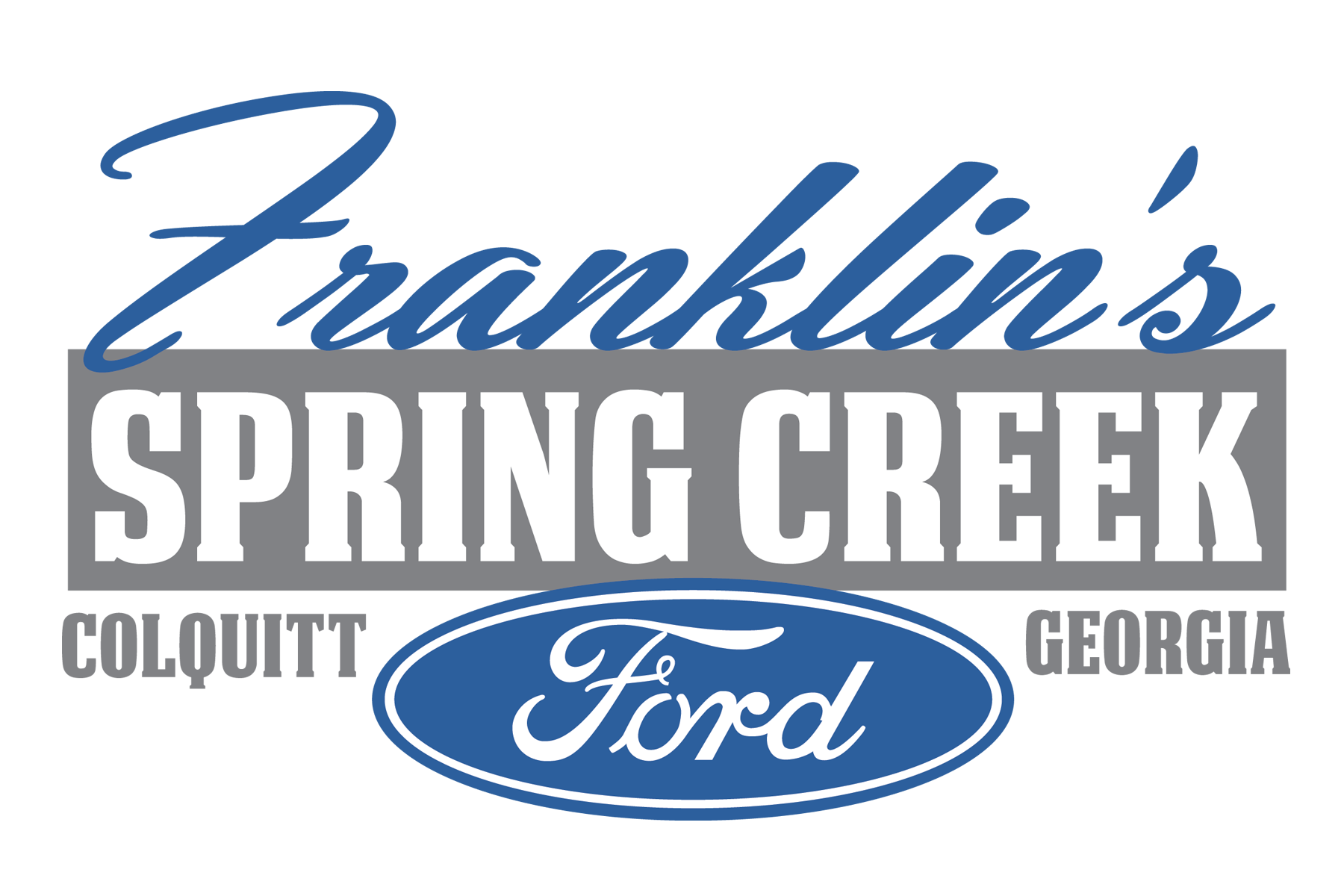 Franklin's Spring Creek Ford