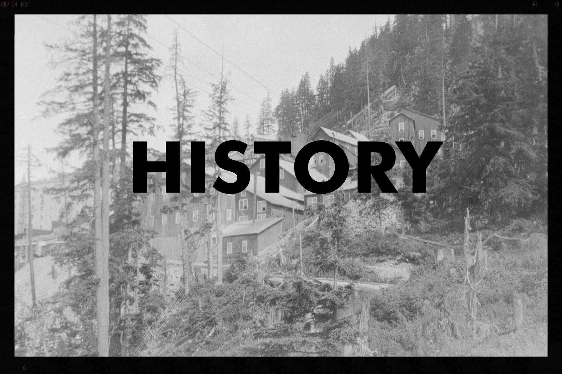 History of the Stewart Area and the Red Mountain Project