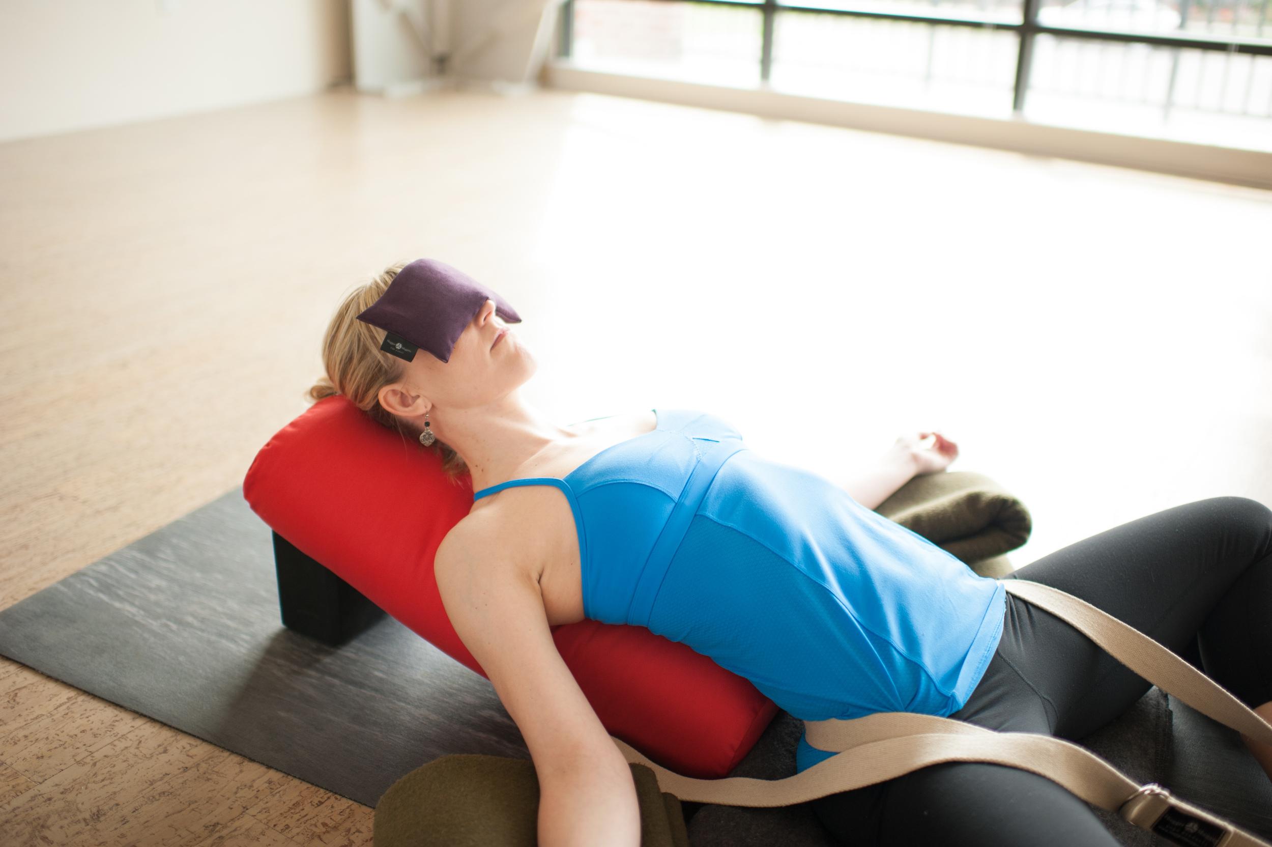 yoga for chronic fatigue syndrome