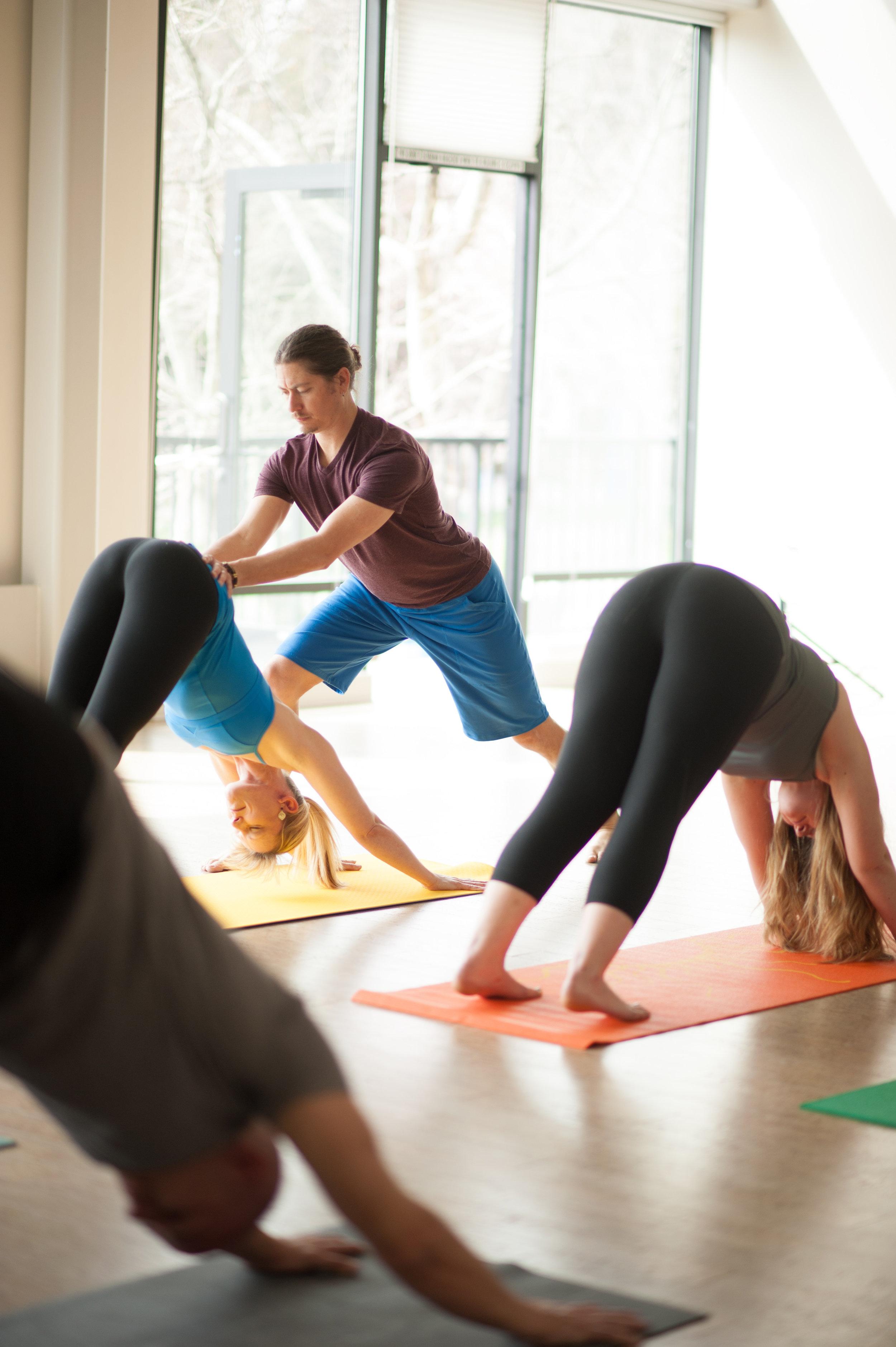 Yoga Teachers Workshop