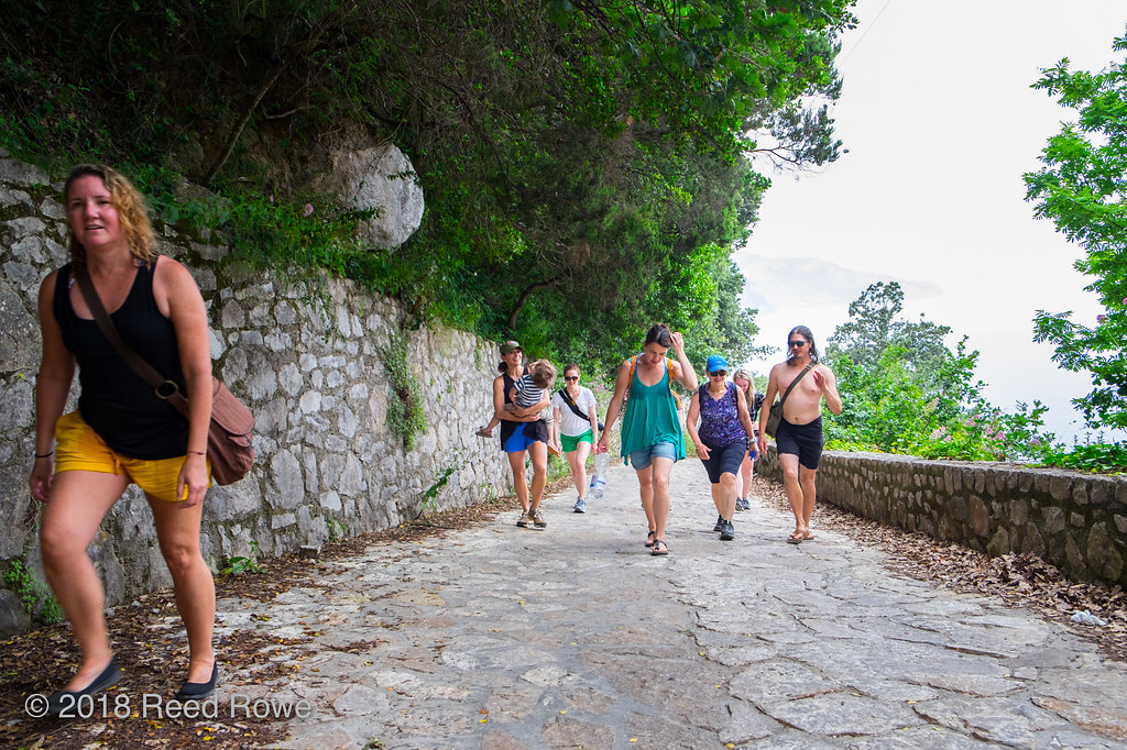 Amalfi Coast Yoga