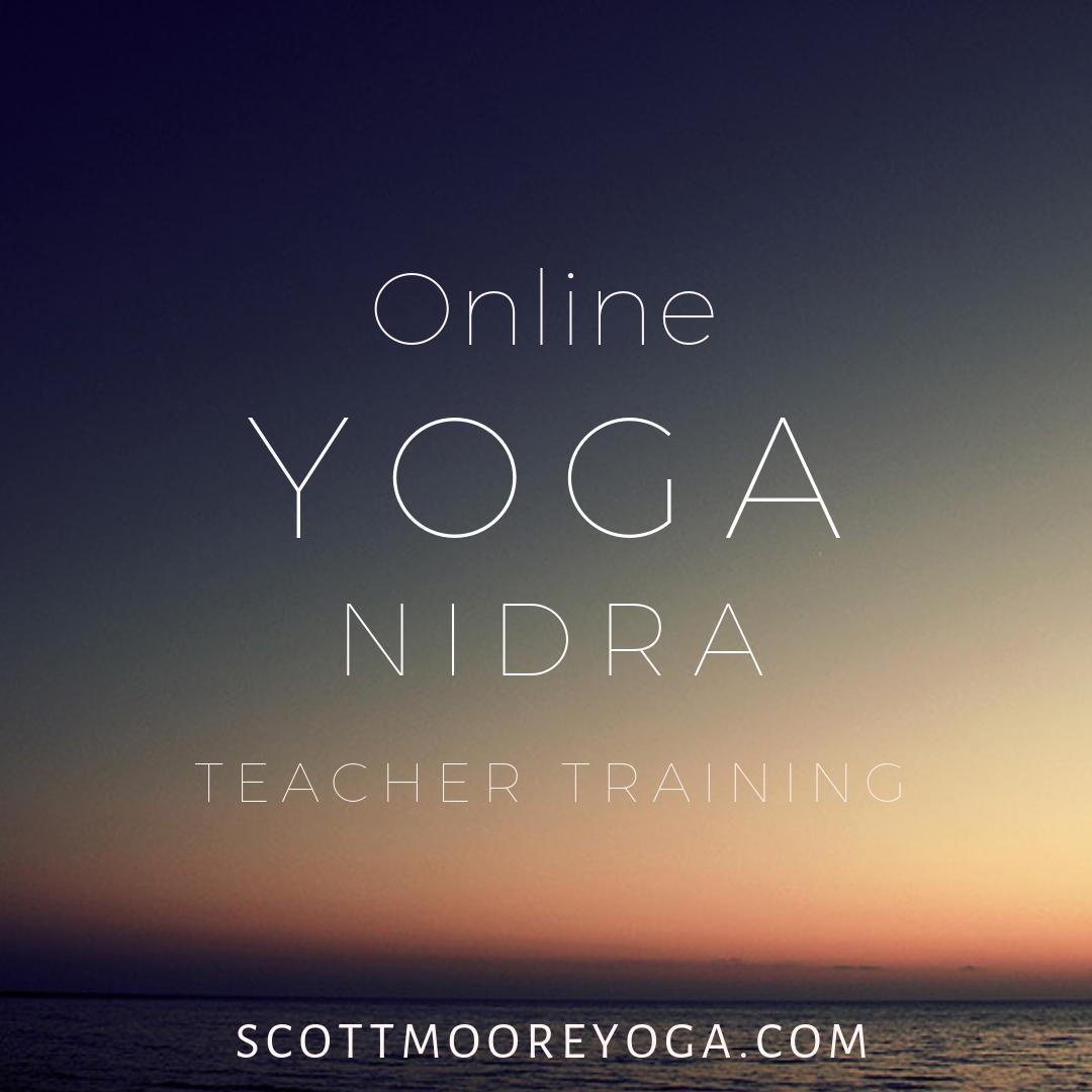 Online Yoga Nidra Meditation