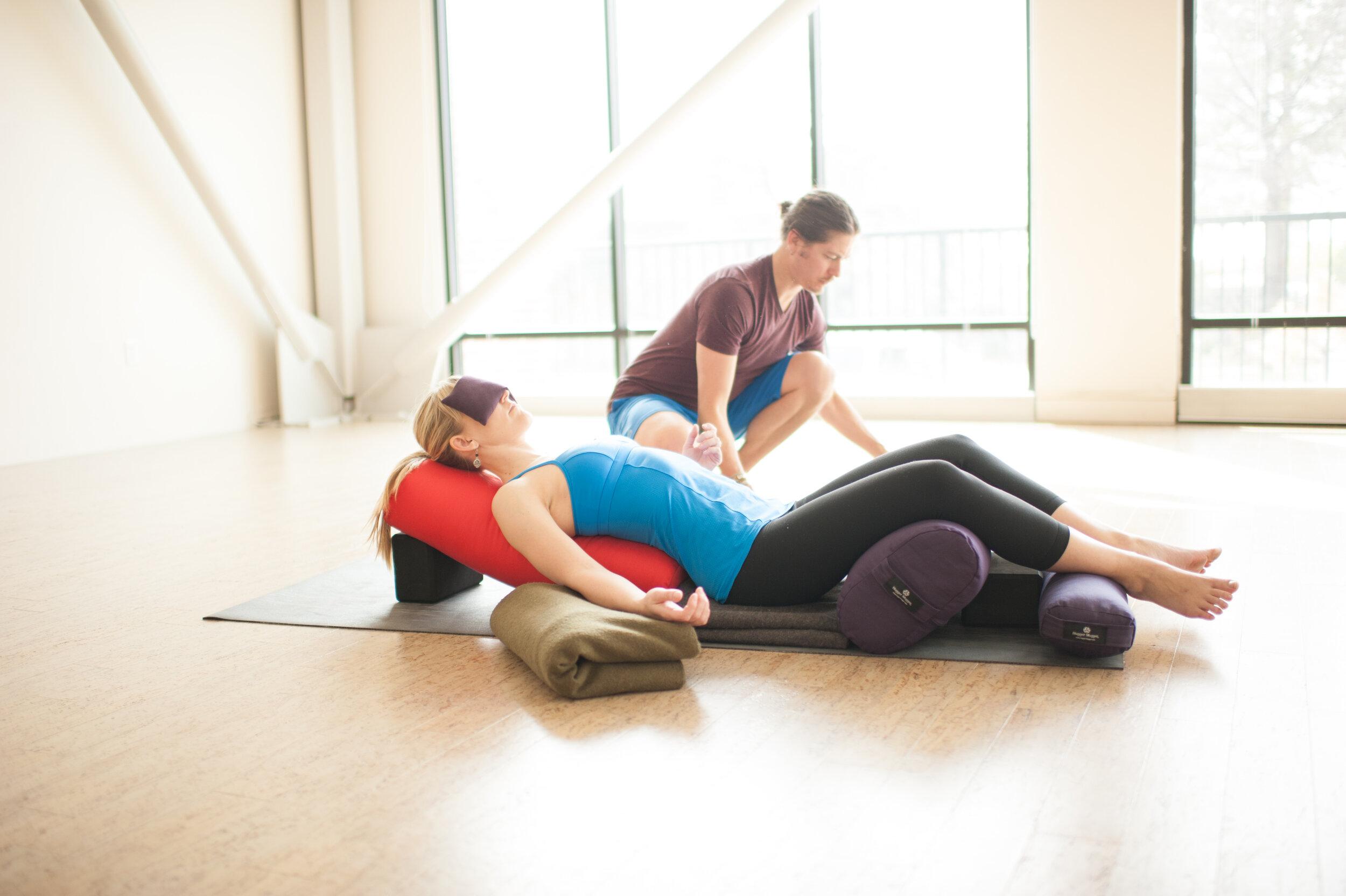 Online Yoga Nidra Classes